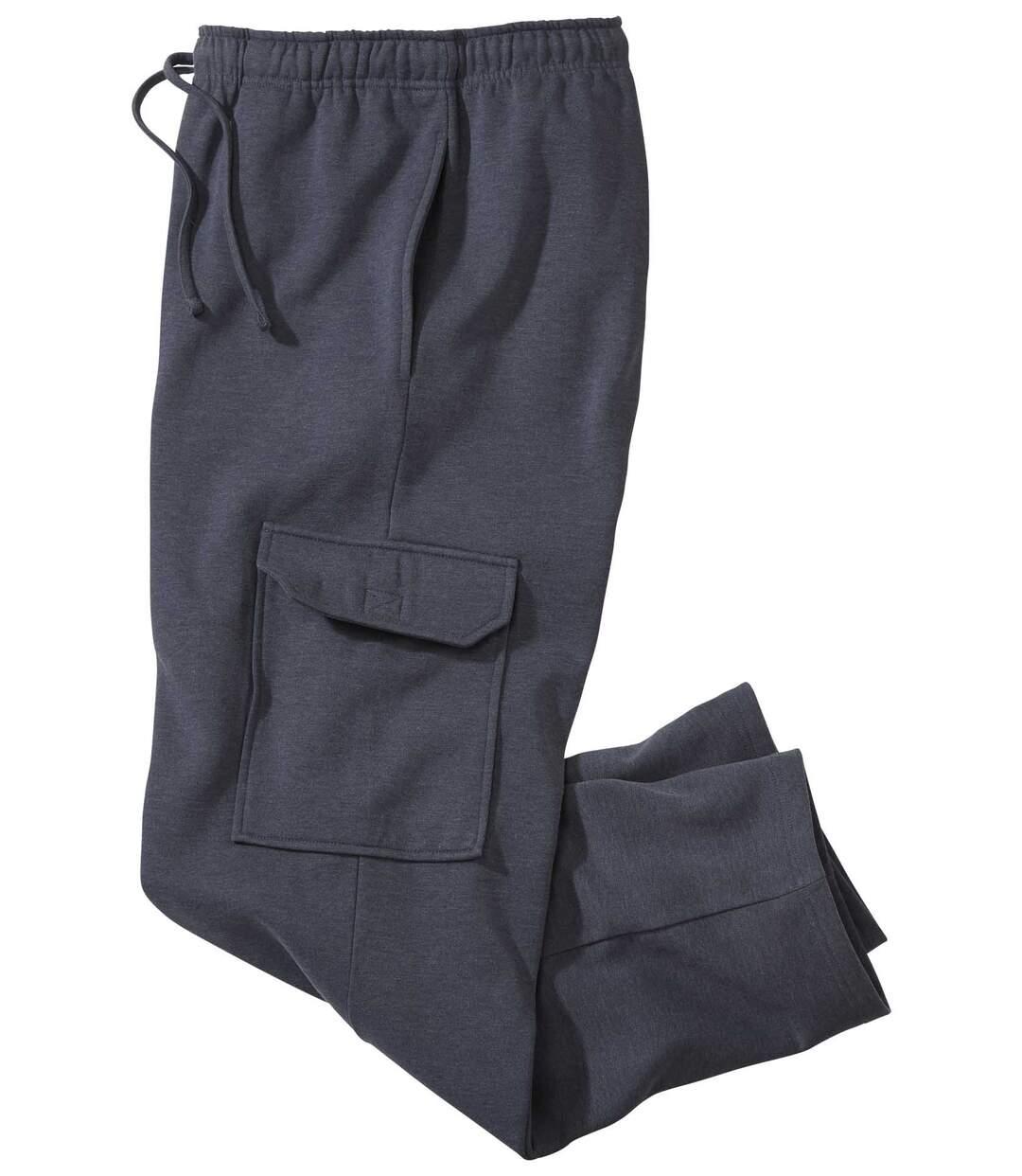 Cargo-Hose aus Molton