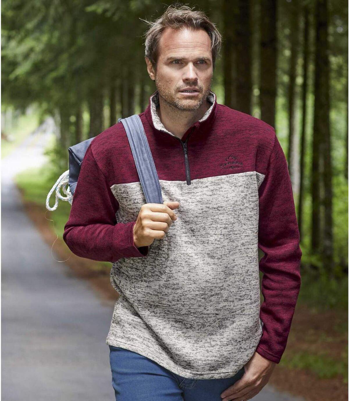 2darabos, Canada Escape molton pulóver szett Atlas For Men