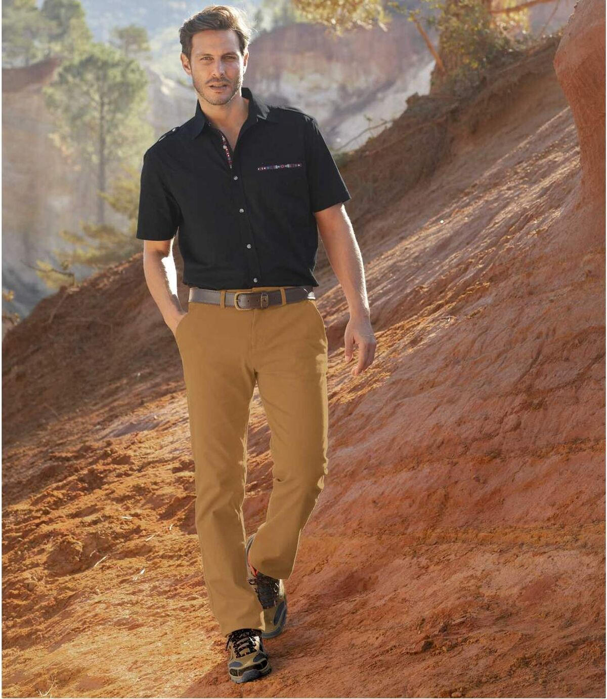 Chino kalhoty Atlas For Men