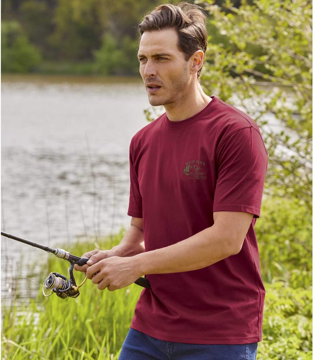 Zestaw 4 t-shirtów Casual Atlas For Men