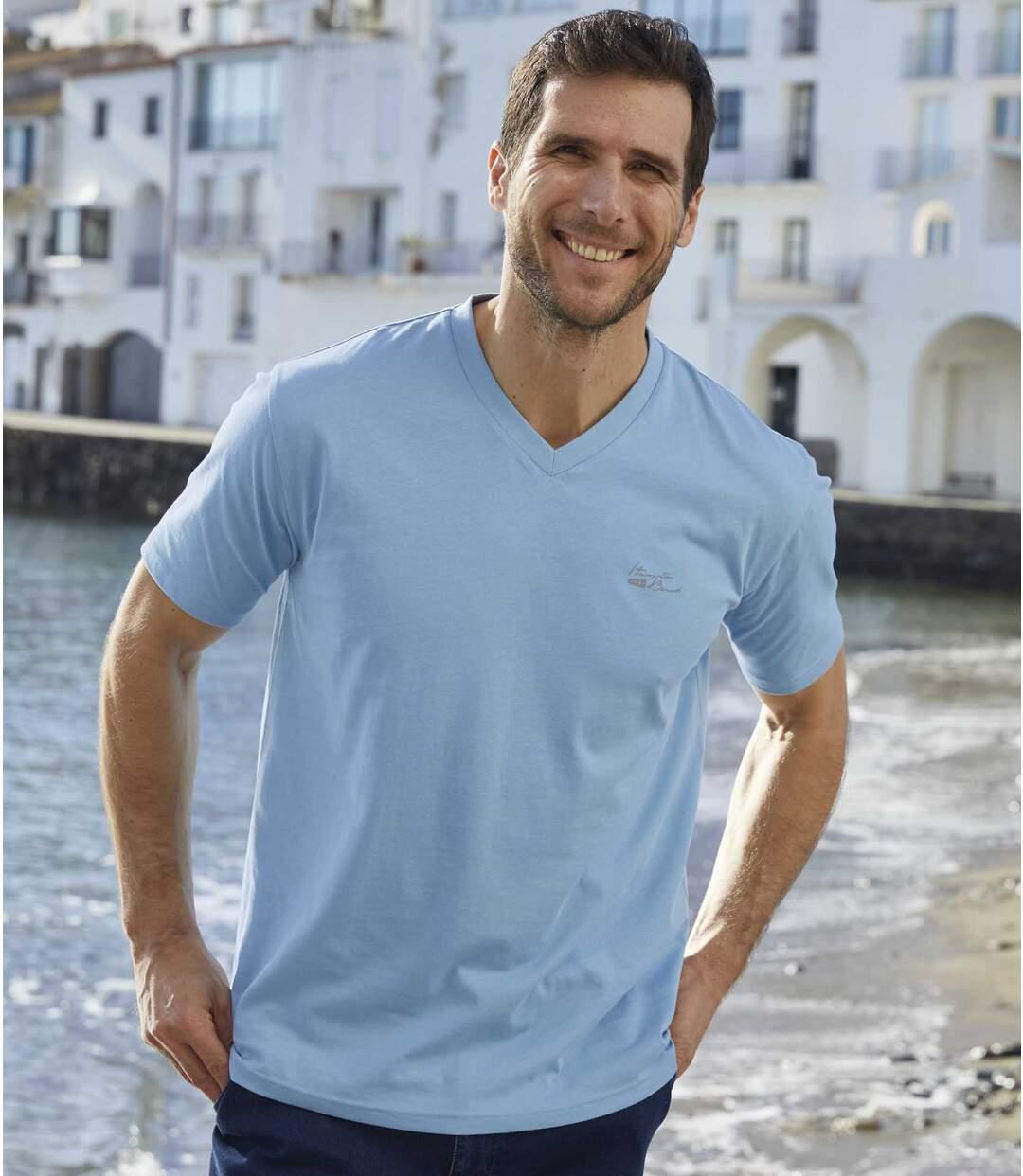 Zestaw 4 t-shirtów Hampton