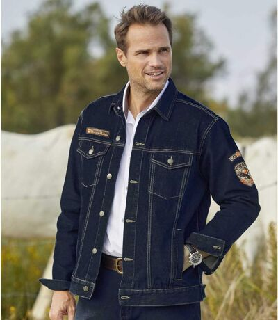 Veste en Jeans Outdoor Exploration