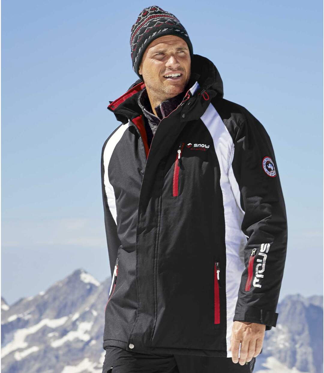 High performance ski-jas Mountain Tech