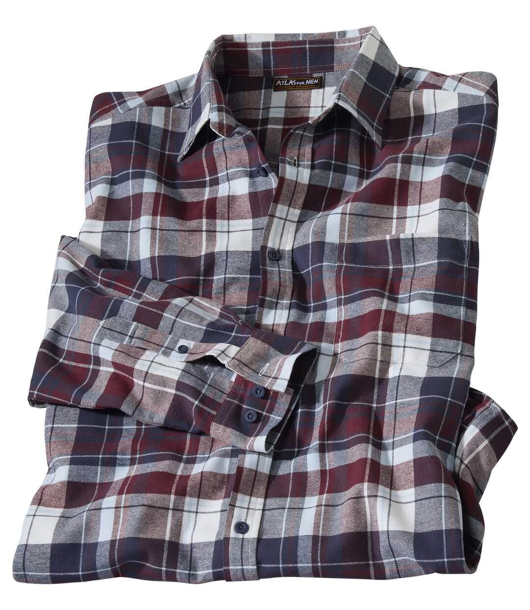 Flanelová košeľa Forest