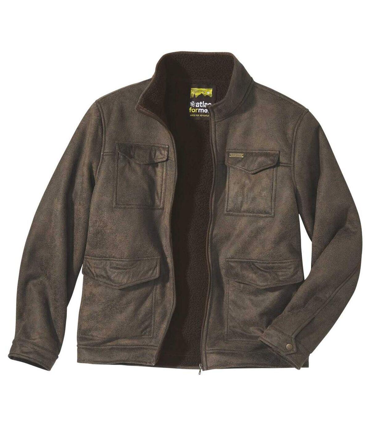 Zateplená semišová bunda Westmount Atlas For Men