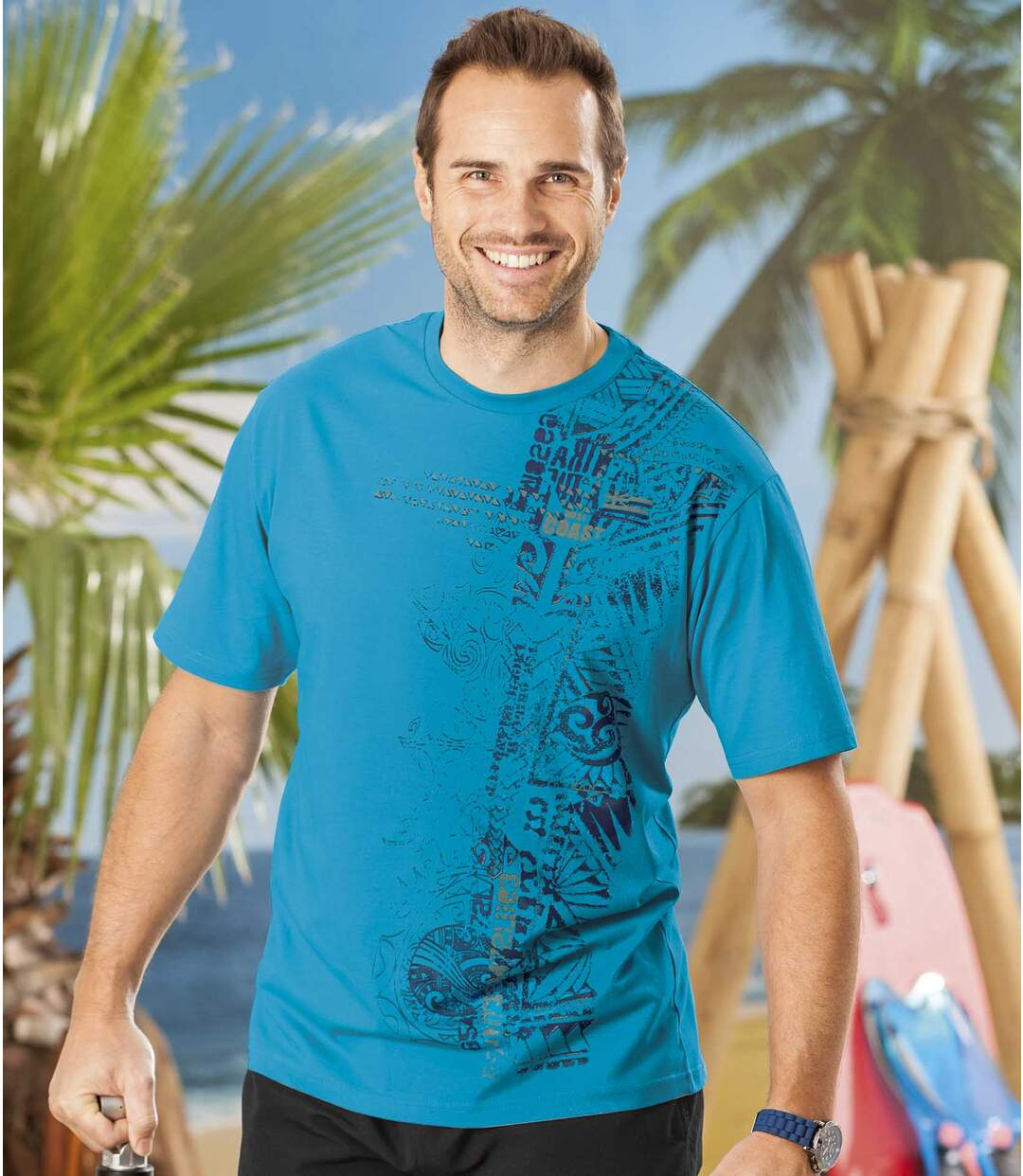 Set van 2 Tuamotu T-shirts