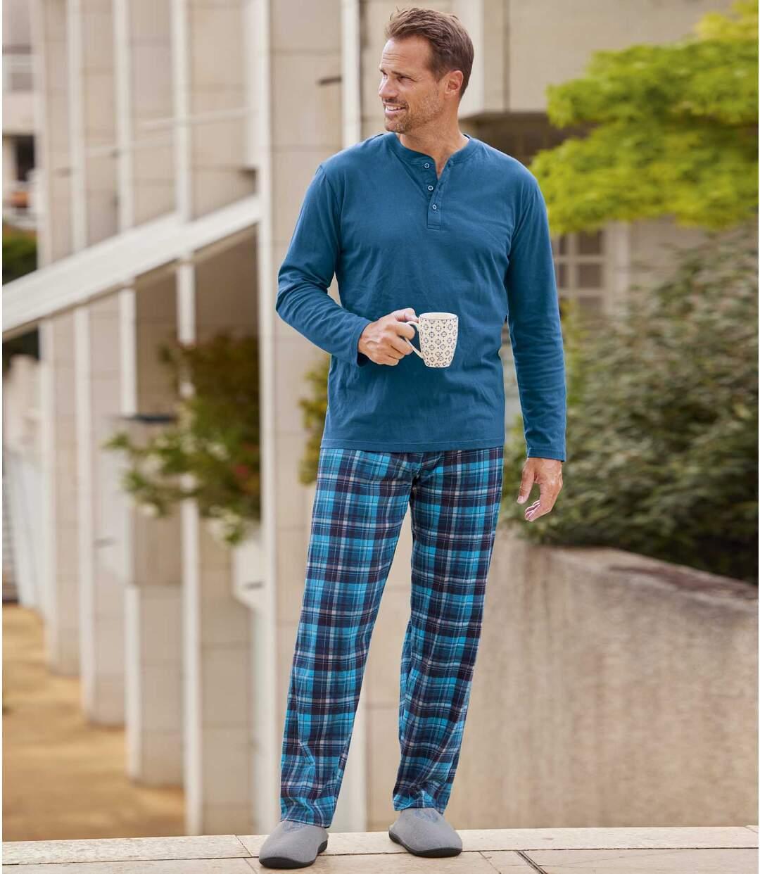 Baumwoll-Schlafanzug Relax Atlas For Men