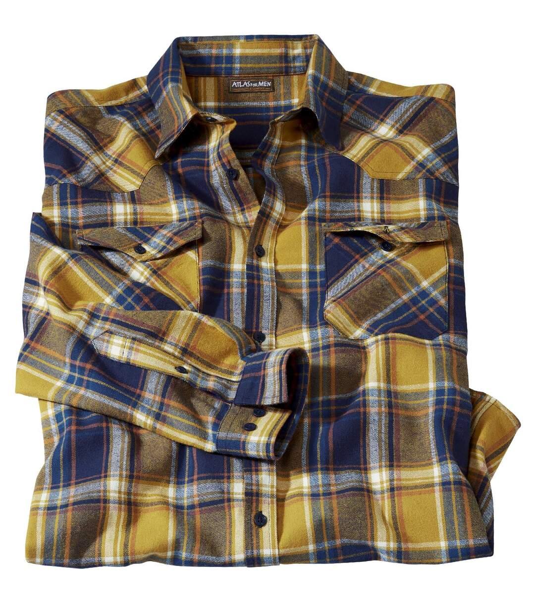Flanellen overhemd Wild Colorado