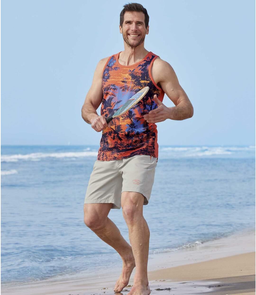 Lot de 2 Shorts Surfing  Atlas For Men