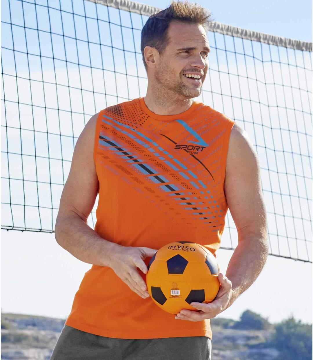 Zestaw 3 t-shirtów bez rękawów Sporting Atlas For Men