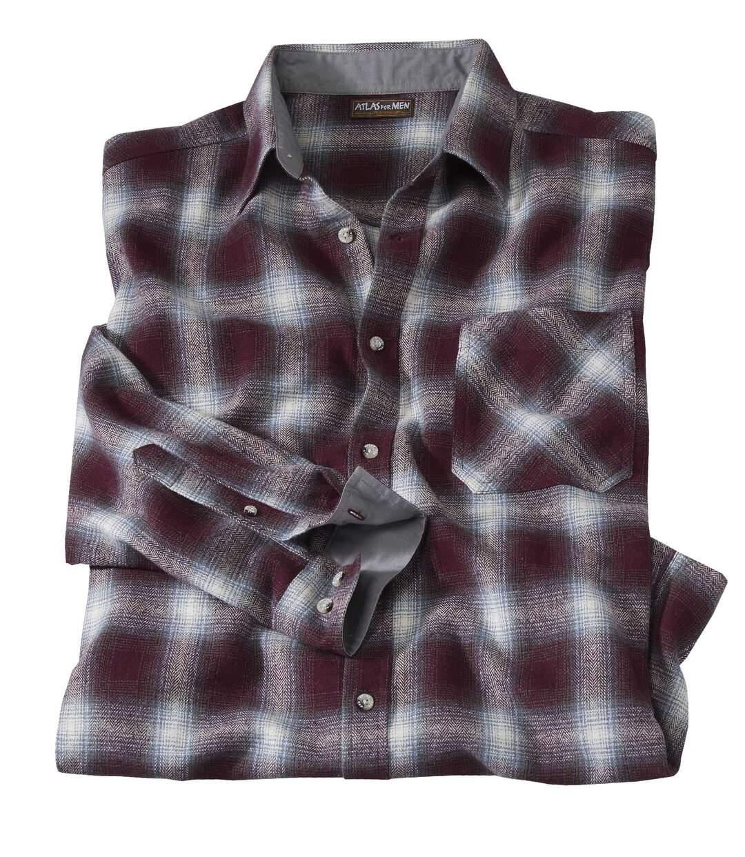 Chemise à carreaux Flanelle