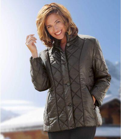Women's Water-Repellent Padded Jacket