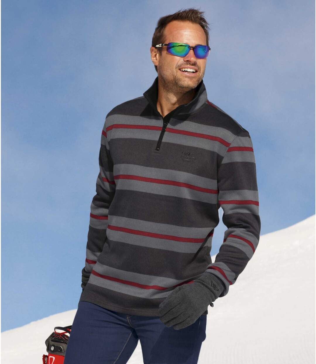 Sweatshirt Rocky Mountains