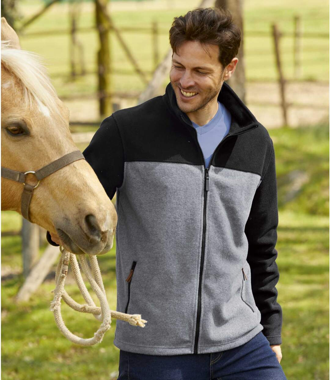 Fleecejacke Comfort Outdoor