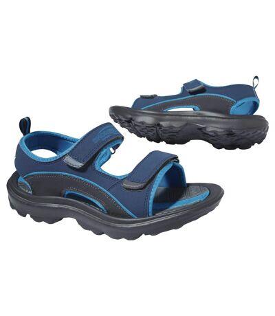Men's Blue Tough Terrain Sandals