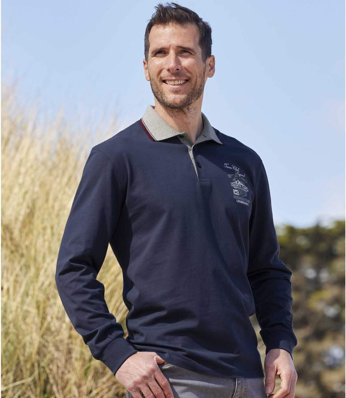 2er-Pack Poloshirts North Cup Atlas For Men