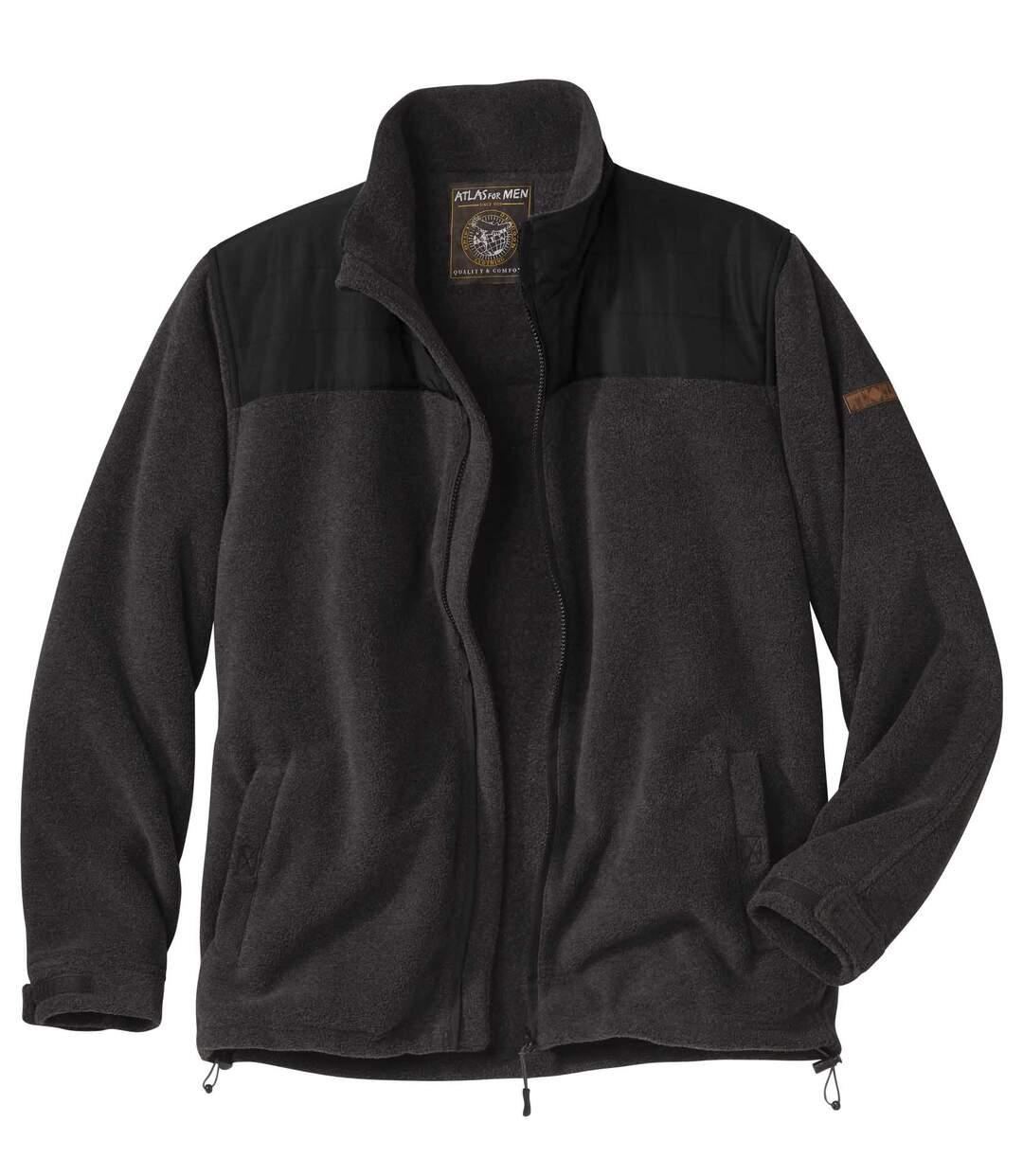 Jacke aus wasserabweisendem Fleece