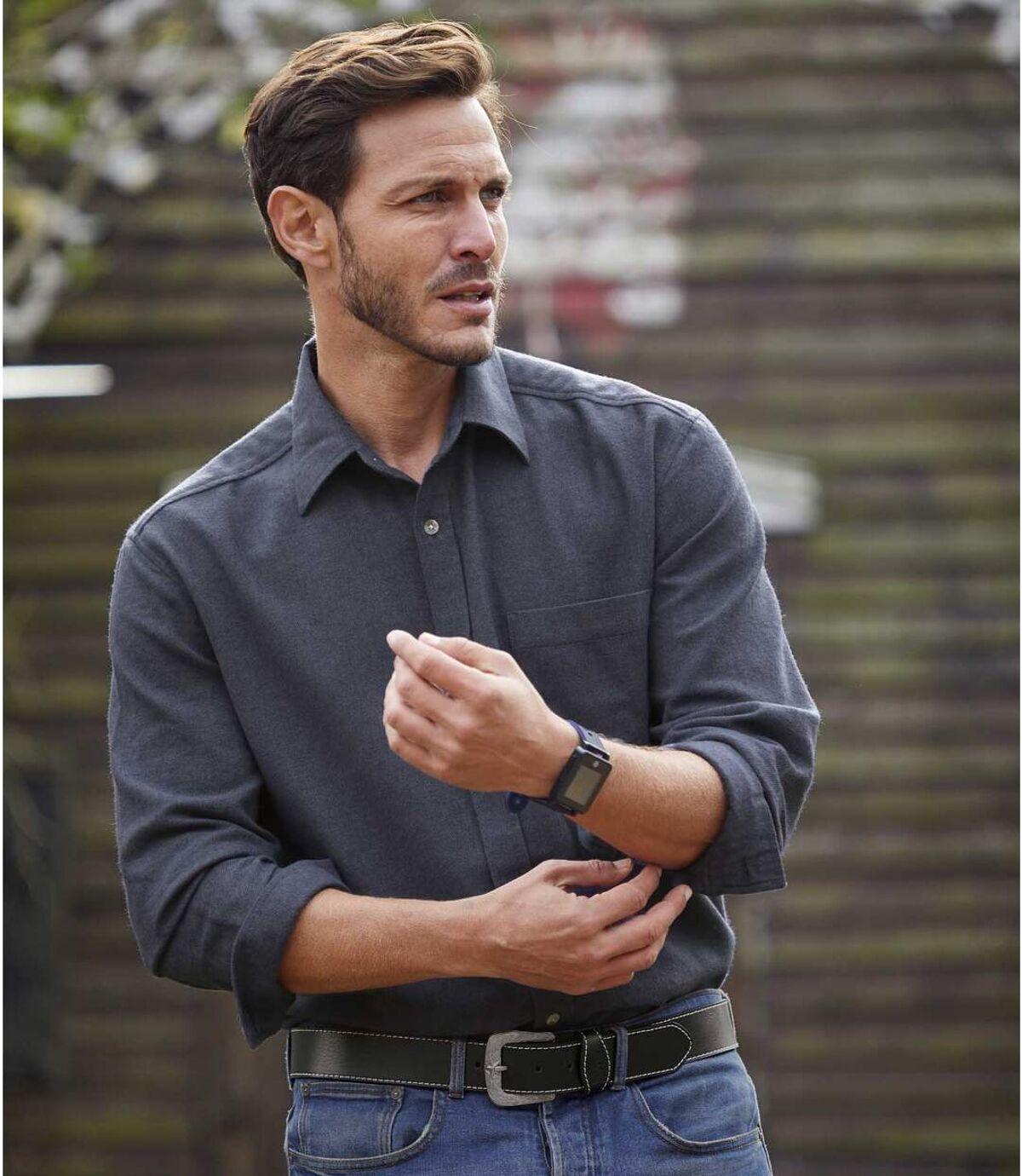 Zestaw 2 flanelowych koszul Westmount Atlas For Men