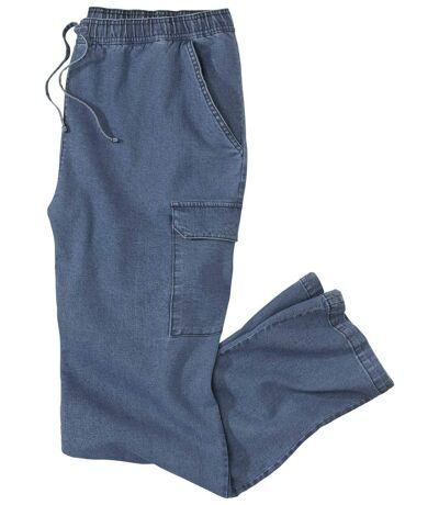 Jeans Détente Cargo