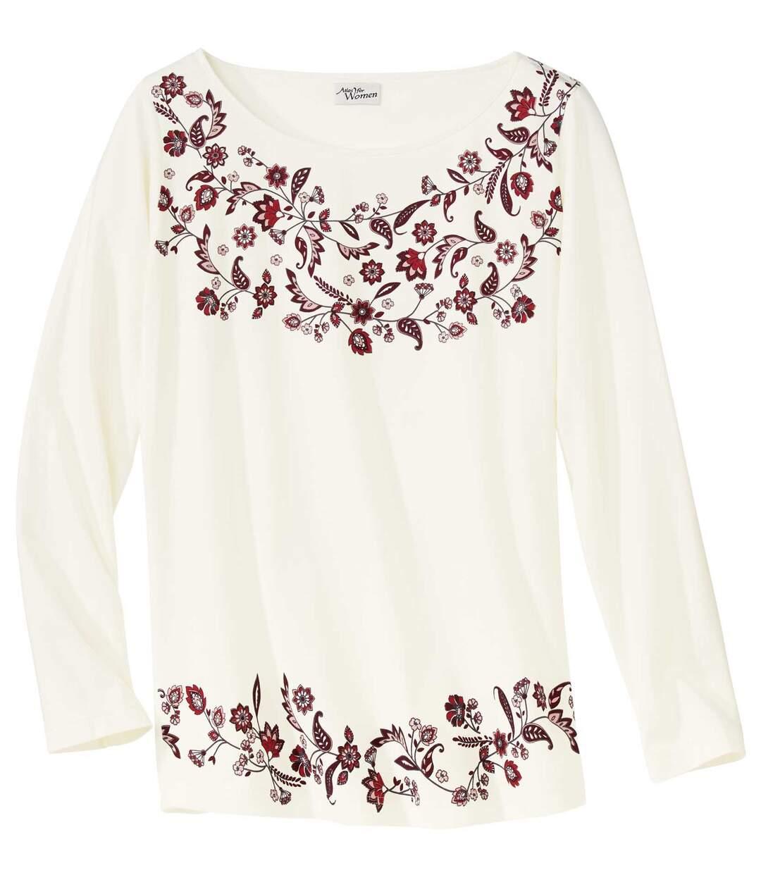 Tee-Shirt Style Bohème