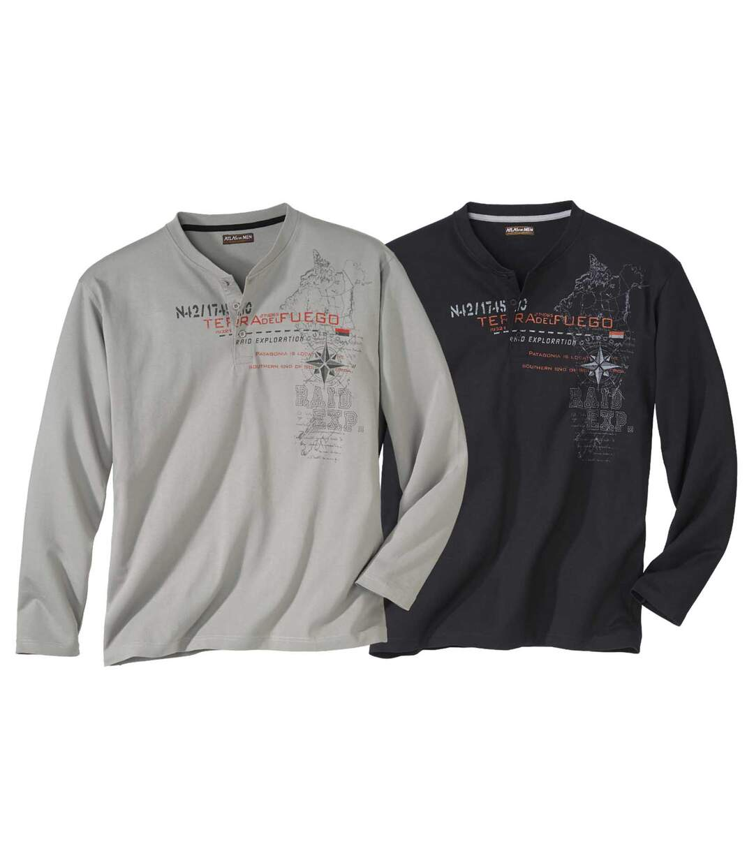 Sada 2 triček Kordillery