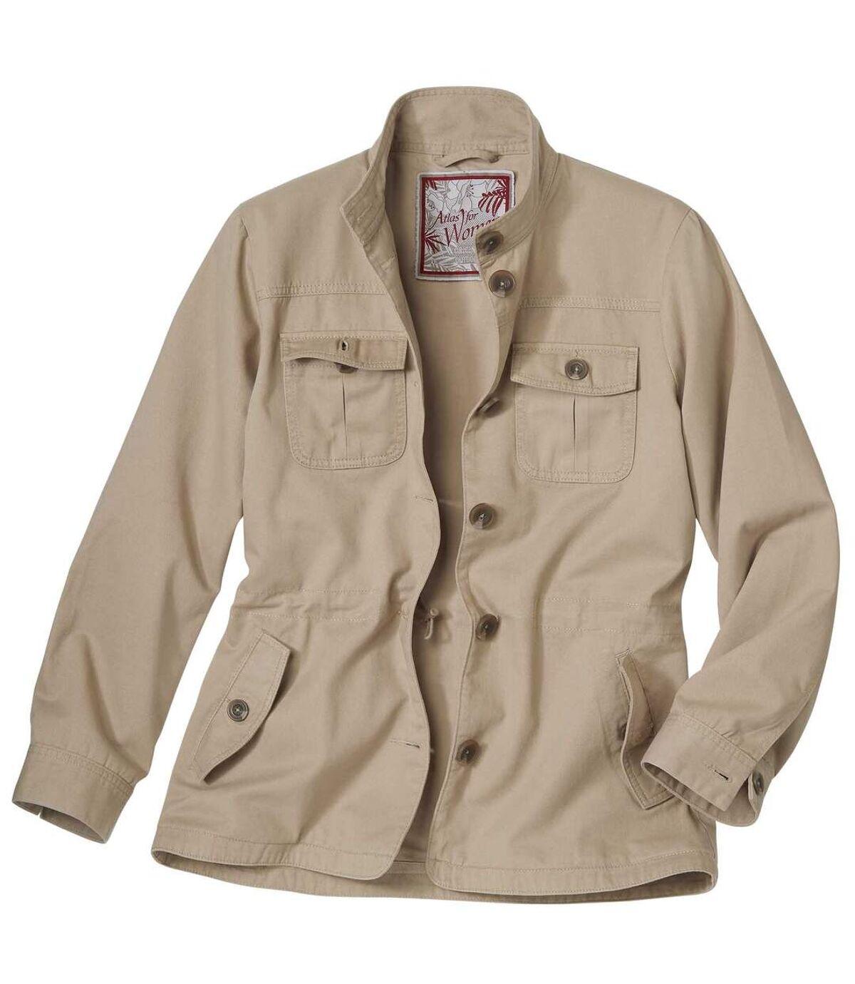 Sommerliche Safari-Jacke Atlas For Men