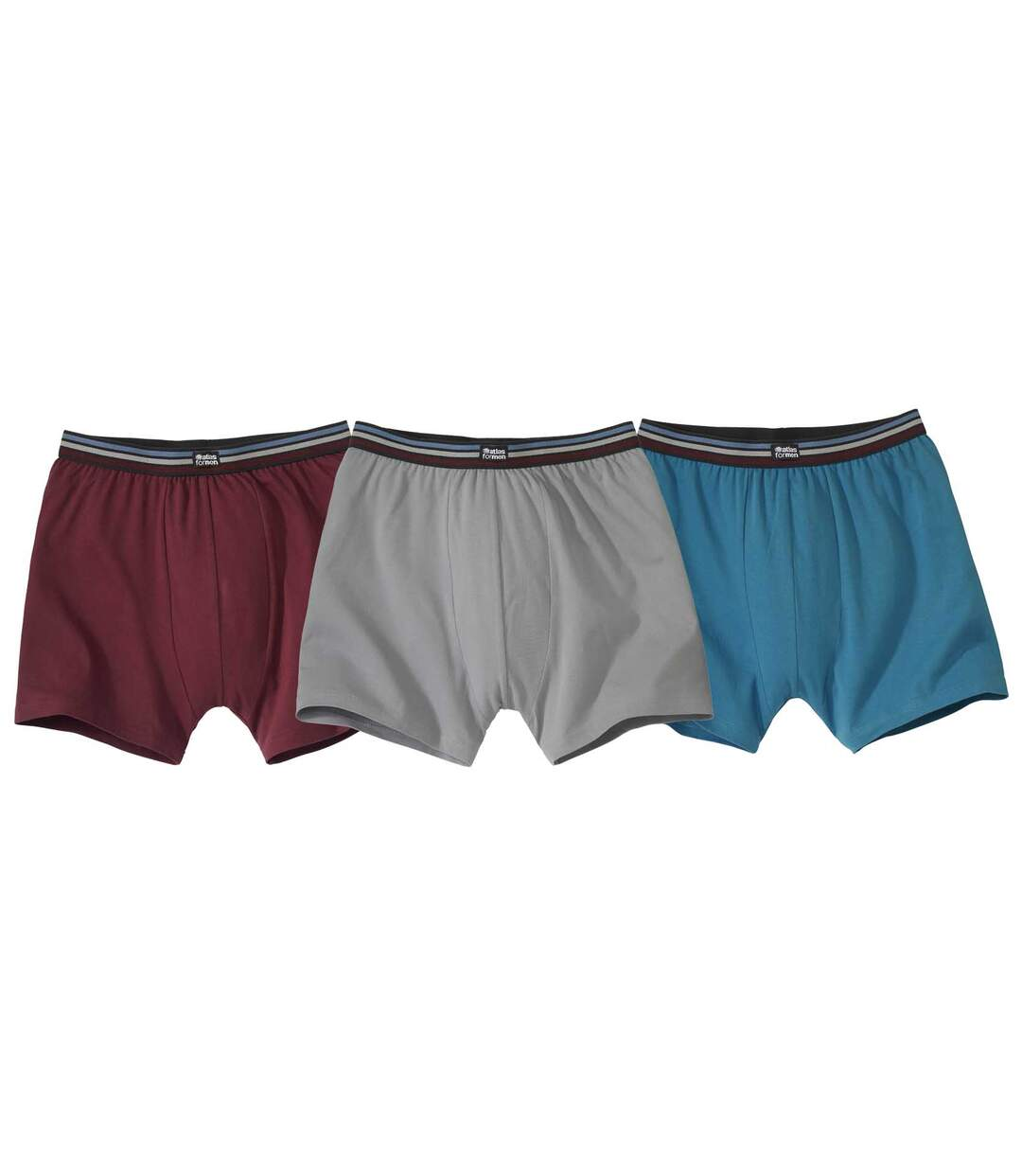 Set van 3 comfortabele boxershorts