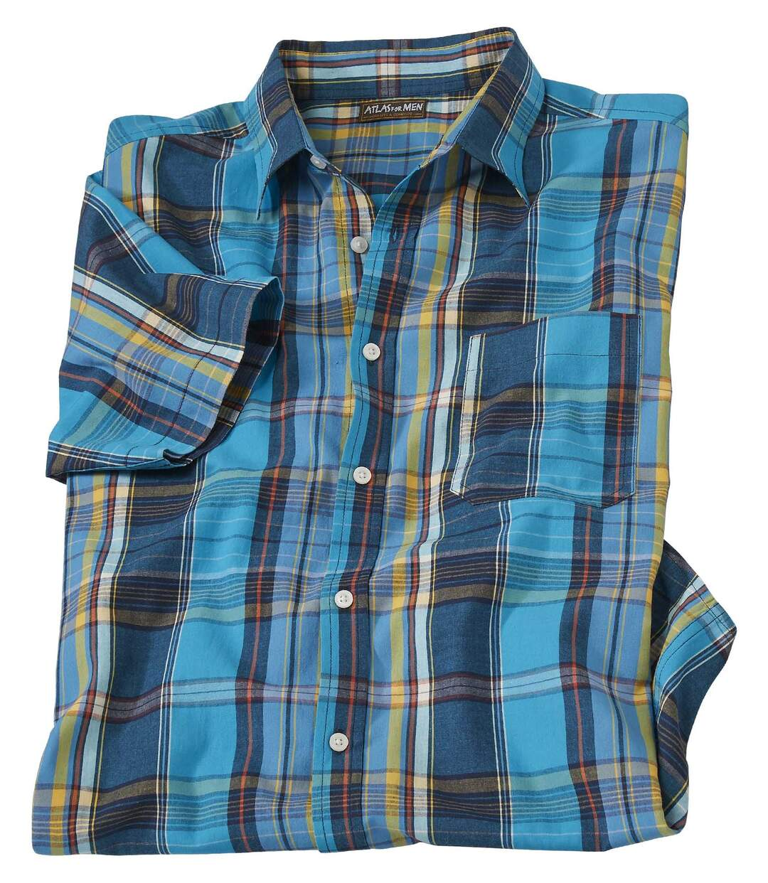 Košile vbarvách léta