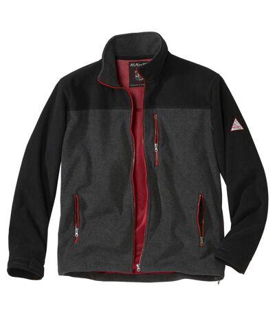 Men's Insulating Full Zip Fleece Jacket