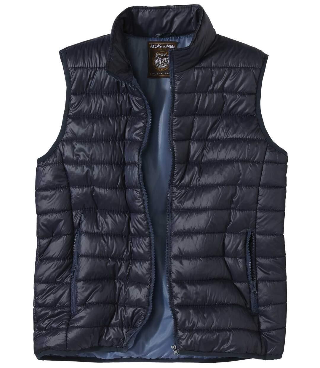 Prošívaná vatovaná vesta
