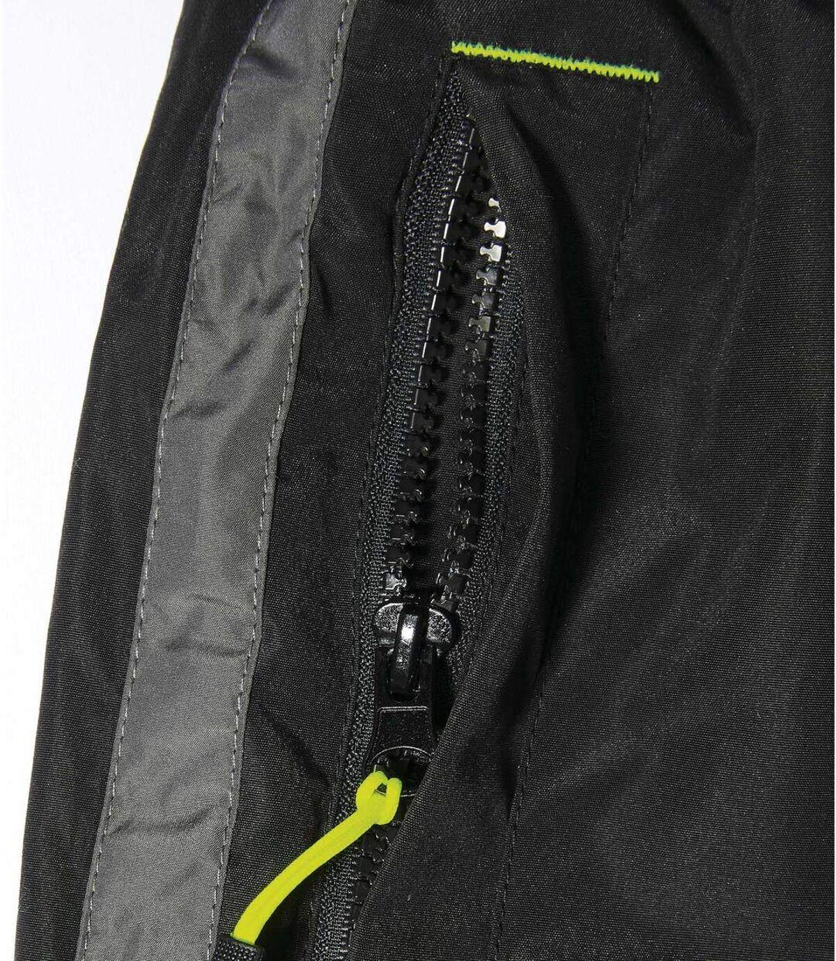 Men's Black Winter Sport Ski Pants Atlas For Men