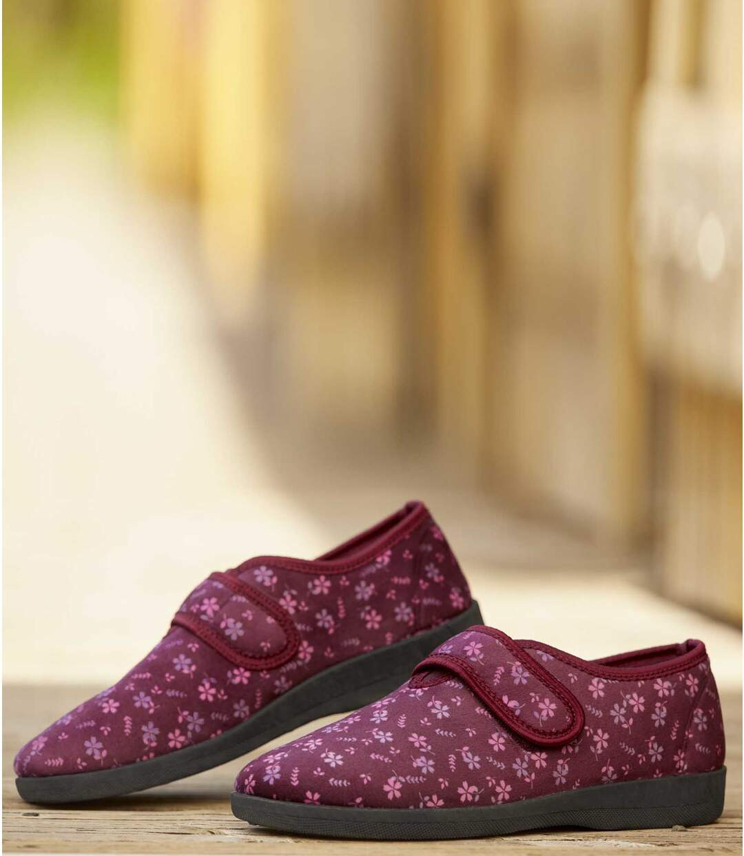 Chaussons Femme Polaire