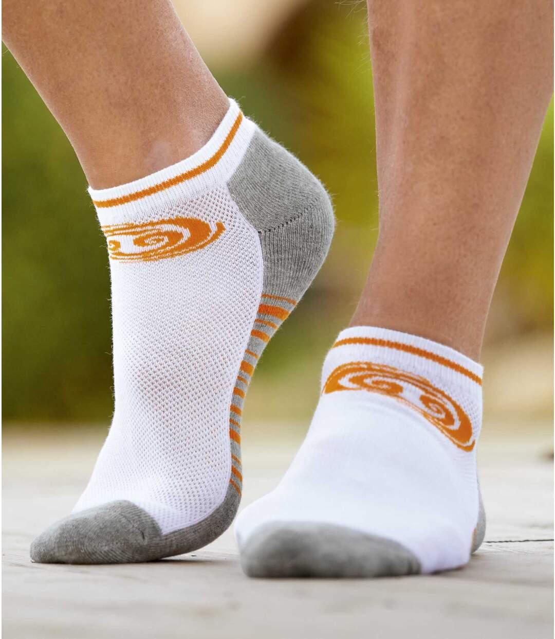 Súprava 3párov športových členkových ponožiek Atlas For Men