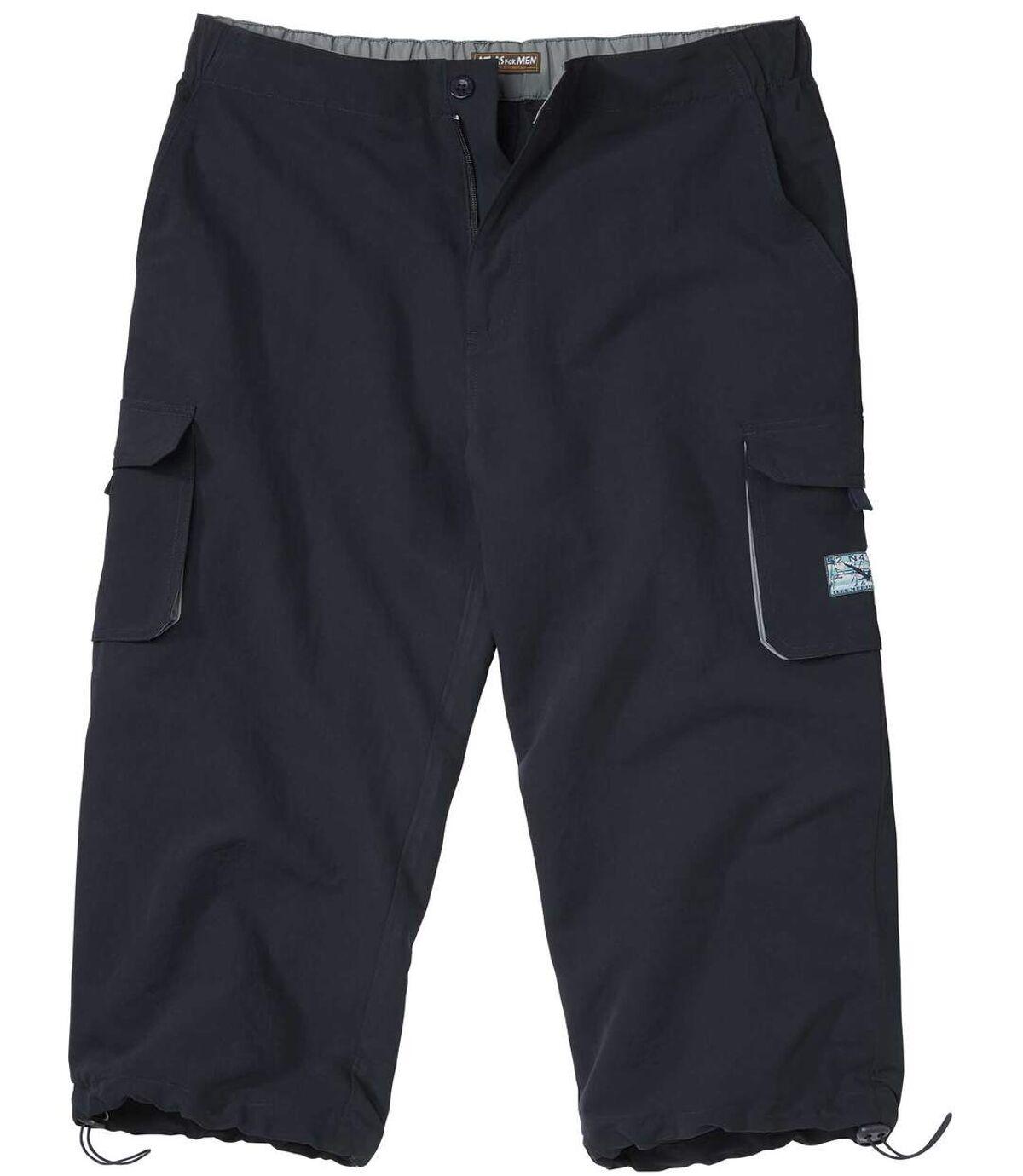 Spodnie 3/4 z mikrofibry Atlas For Men