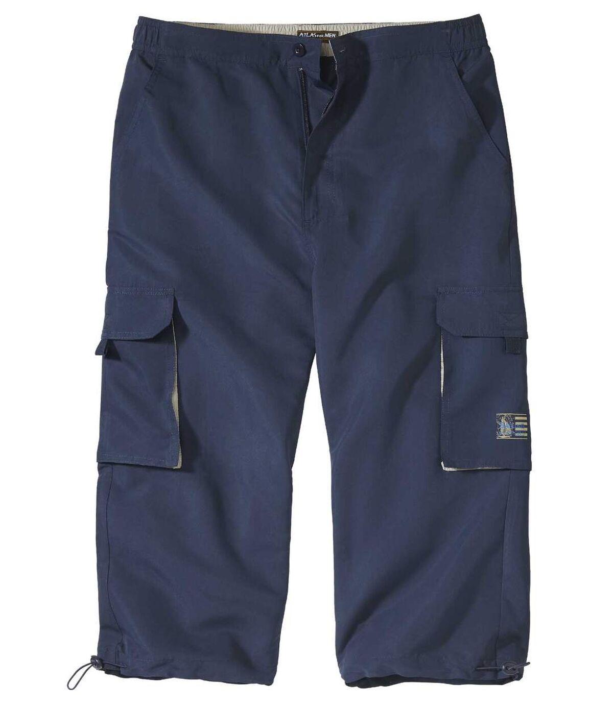 Mikroszálas vitorlás cargo nadrág Atlas For Men