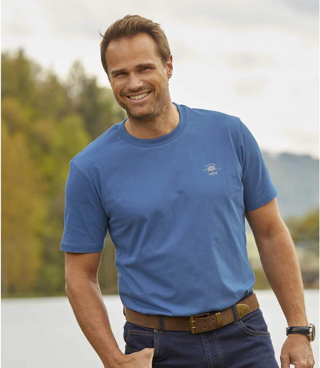 Zestaw 4 t-shirtów Mountain Passion