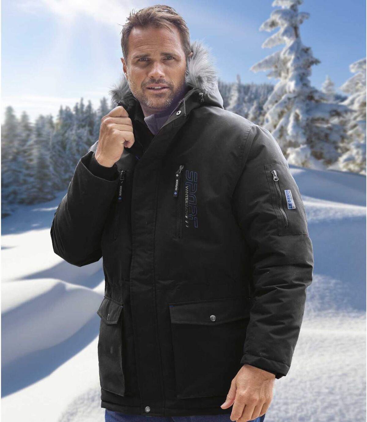 Parka s kapsami Atlas For Men do arktické zimy Atlas For Men