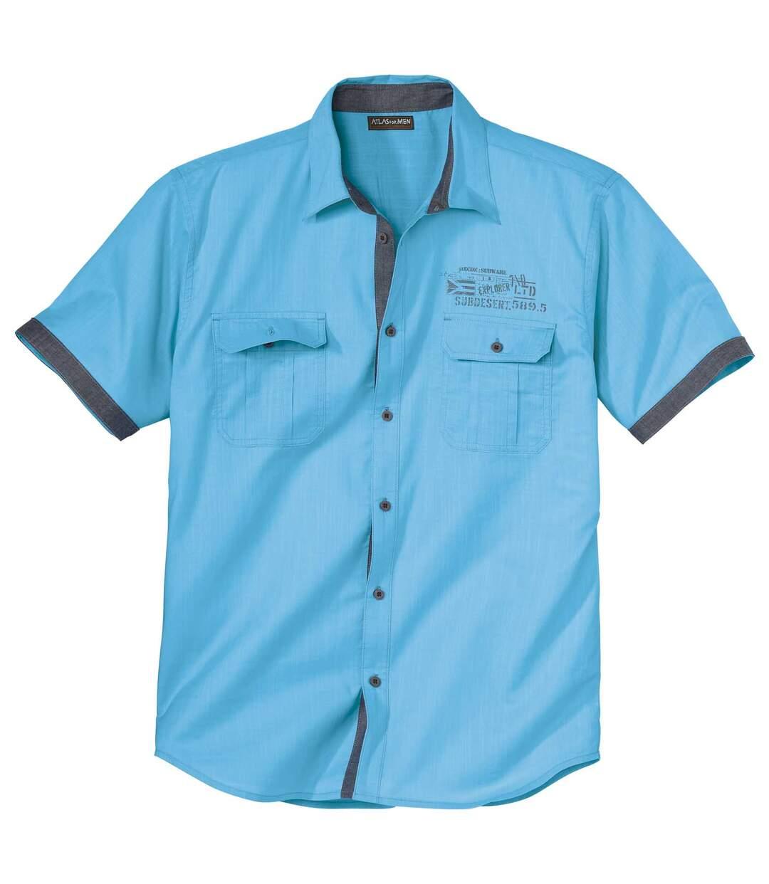 Koszula pilotka Azur