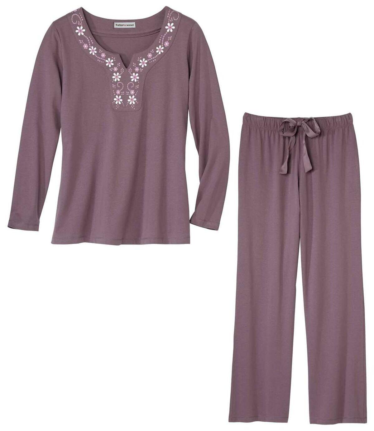 Modischer Pyjama aus Baumwolle Atlas For Men