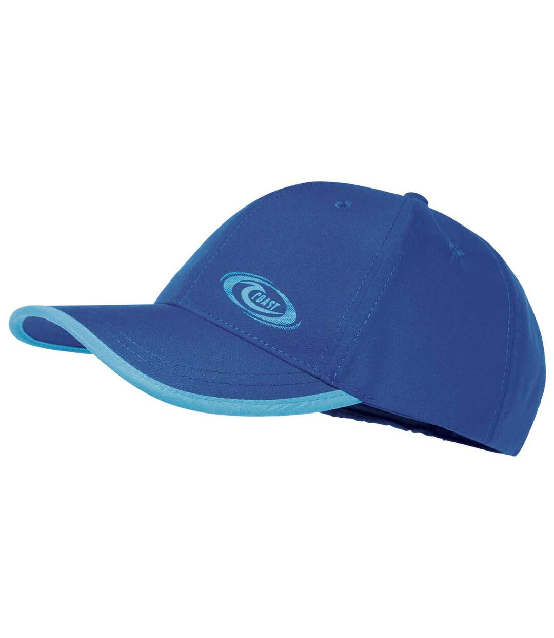 Men's Blue Seacoast Microfibre Baseball Cap