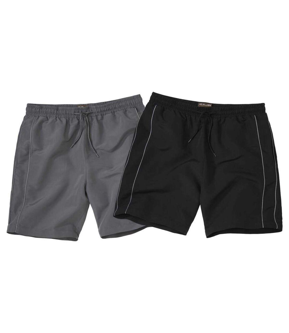 Sada 2 sportovních šortek Beach Sport Atlas For Men
