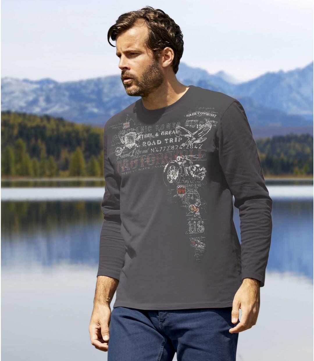 Két darabos, Road Trip mintás póló szett