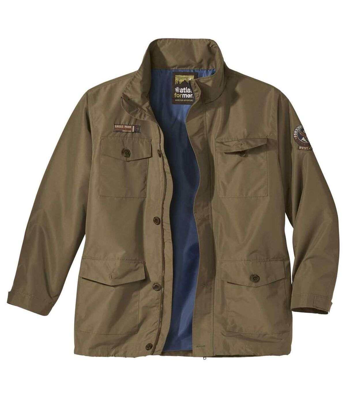 Multipocket jas Canyon Expedition  Atlas For Men