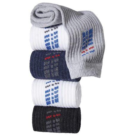 Lot de 5 paires de chaussettes sport