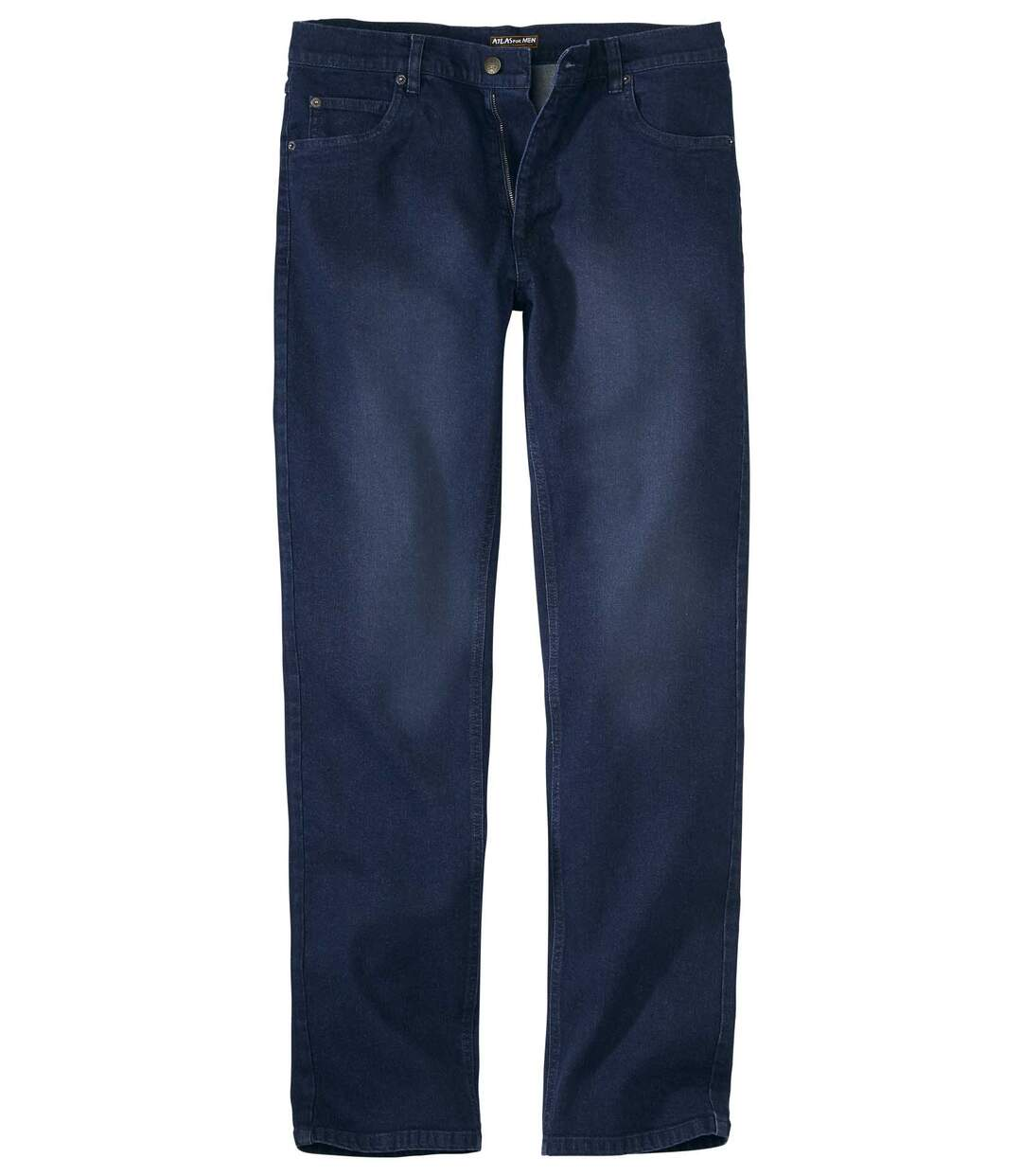 Wygodne jeansy Regular ze stretchem
