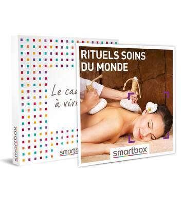 SMARTBOX - Rituels soins du monde - Coffret Cadeau Bien-être