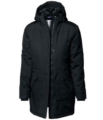 Veste d'hiver chaude et matelassée - femme - NB58F - noir