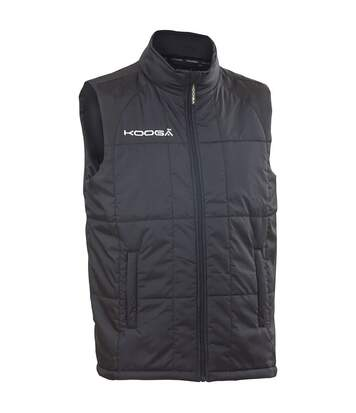 KooGa Unisex Adult Elite Gilet/Bodywarmer (Black) - UTRW5128