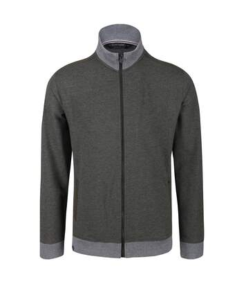 Regatta Mens Everard Full Zip Fleece (Dark Khaki) - UTRG5048