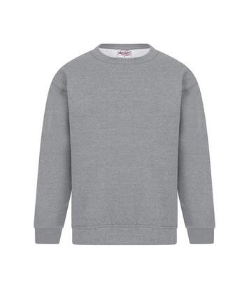 Absolute Apparel - Sweat-Shirt Sterling - Homme (Gris pâle) - UTAB113